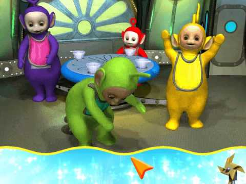Let's Play Teletubbies 2: Favorite Games Part 1