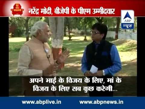 Fresh controvrsy over edited bits of Narendra Modi's interview