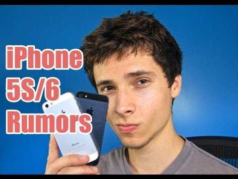iPhone 6 / iPhone 5S Rumors - Specs, Hardware & Release Date!
