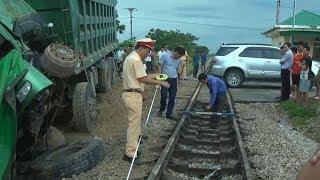 Tin Thời Sự Hôm Nay (22h - 10/7/2018): Tai nạn đường sắt nghiêm trọng ở Nghệ An