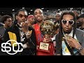 Migos' Quavo Scores 19 Points To Win NBA All Star Celebrity Game MVP | SportsCenter | ESPN