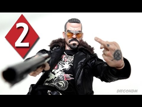 Damtoys 1/6 Gangster Kingdom Diamond II Review / DiegoHDM