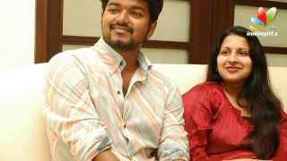 Jilla - Vijay's temple visit invites controversy | Hot Tamil Cinema News | Jilla