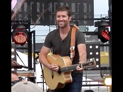Josh Turner - Your Man HD Lyrics in Description... live at Charlotte Motor Speedway