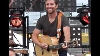 Josh Turner - Your Man HD Lyrics in Description... live at Charlotte Motor Speedway