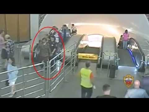 По подозрению в грабеже в столичном метро задержан вор-рецидивист.