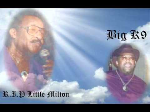 LITTLE MILTON- JUST ONE MOMENT