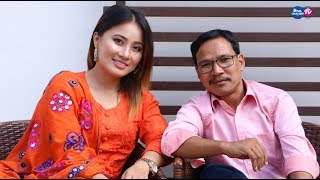 FUNNY GAME 😀 || Buddhi Tamang And Rajani Gurung Interview (Romantic Couple) || bisalchautari tv