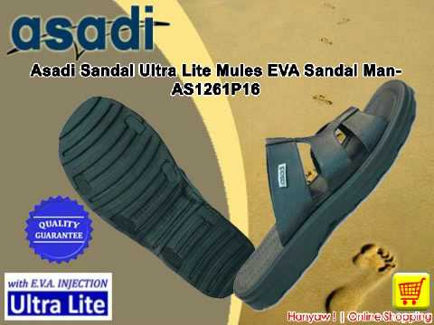 Online Shopping & Export for Asadi Sandal Ultra Lite Mules EVA Sandal | Hanyaw ! Online Shopping