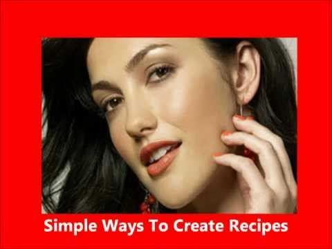 Face Mask Recipes You Can Make At Home - Acne Scrub Recipe