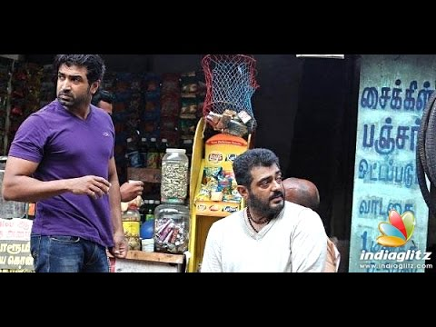 Ajith Is The Real Hero - Arun Vijay | Thala 55 | Gautham Menon, Trisha, Anushka video
