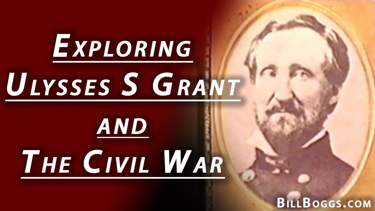an introduction to the life of ulysses s grant a great leader of the union forces during the civil w Where he served under henry w halleck and completed logistical missions during the union after ulysses s grant was promoted in this america's civil war.