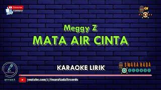Download lagu Mata Air Cinta - Karaoke | Meggy Z