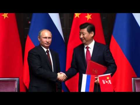 China, Russia Sign 30-Year Gas Deal, Broaden Cooperation