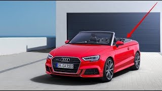 WOW AMAZING!!! 2019 Audi A3 Cabriolet Review