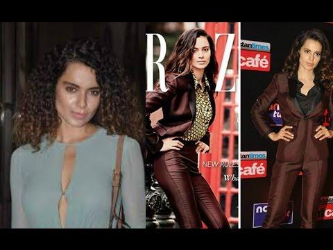 Grazia Magazine Cover Girl│Kangana Ranaut