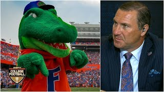 Dan Mullen: I came to Florida Gators to win championships | SEC Media Days | College Football Live