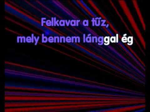 Talizmán - Nem Kell Már (clubmix) - Karaoke