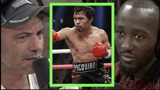 Terence Crawford Wants to Fight Manny Pacquiao | Joe Rogan