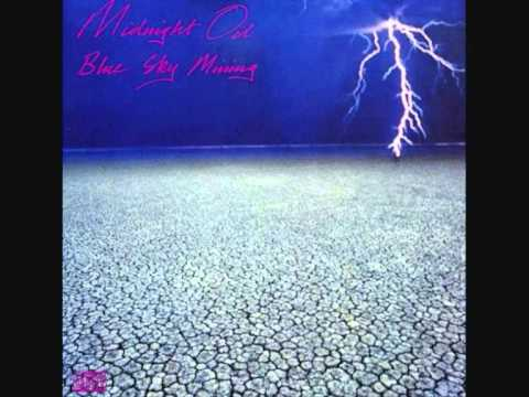 Midnight Oil - River Runs Red