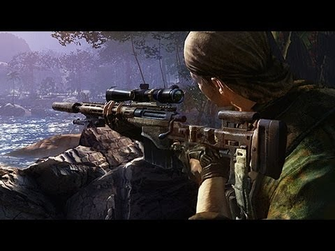 Sniper: Ghost Warrior 2 - E3 2012 Demo - Gameplay