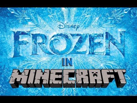 Frozen in Minecraft