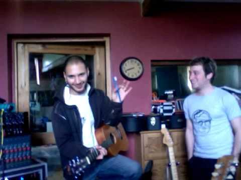 Fun In The Studio
