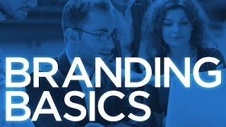 Creative Tutorial: Branding basics