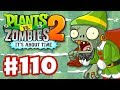 Plants vs. Zombies 2: It's About Time - Gameplay Walkthrough Part 110 - Feastivus Day 2! (iOS)