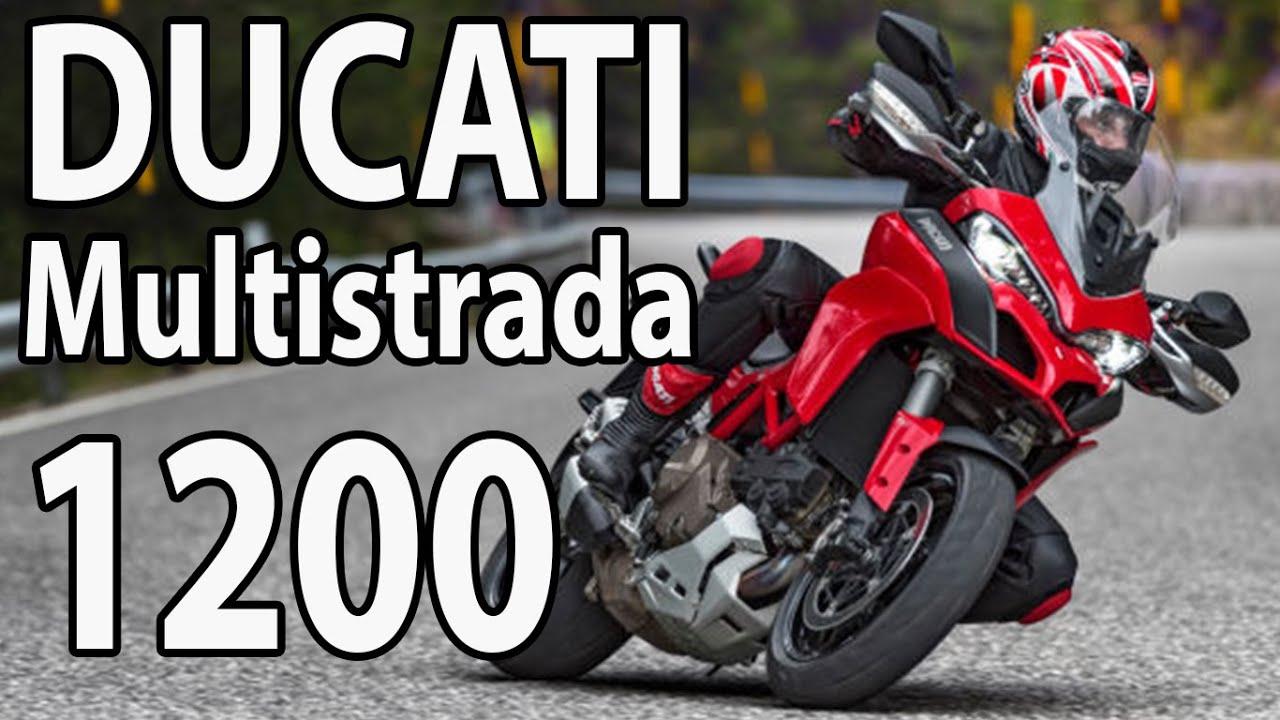 [new 2015] D... Ducati Youtube Multistrada 2015