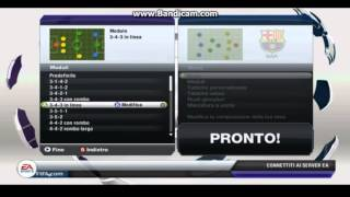 FiFa Match on Real Madrid 3 Barcelona 1