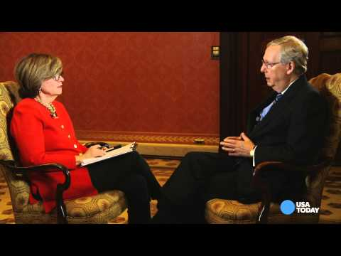 Senate Majority Leader Mitch McConnell on Netanyahu and the Iran debate | Capital Download