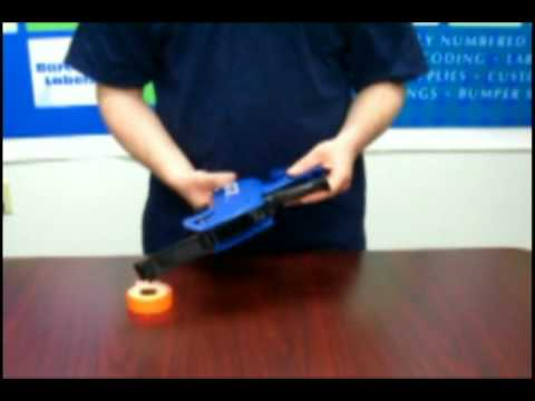 primark price gun instructions