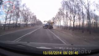 Подборка аварий Март 2014 ❶❹❷ Compilation of accidents March 2014