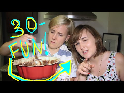 My Drunk Kitchen: Thirty(fun) Year Old video