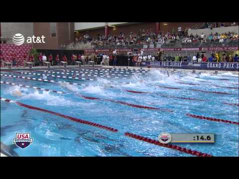 Men's 50m Freestyle C Final - 2012 Columbus Grand Prix