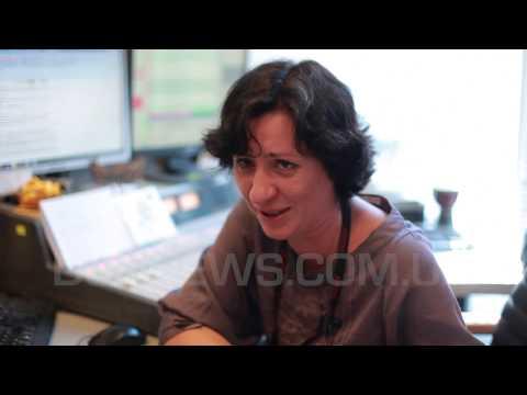 Соня Сотник интервью (радио Рокс, камтугеза)