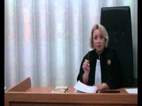 Dictatura la judecătoria Ciocana mun. Chişinău