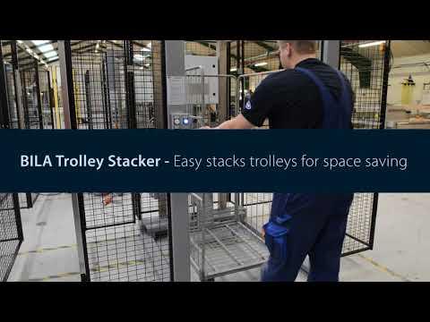 BILA Trolley Stacker