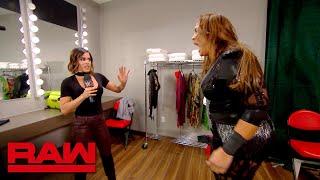 Nia Jax snaps following Alexa Bliss' cruel words: Raw, March 12, 2018