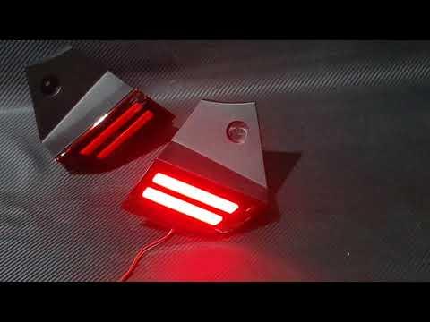 ทับทิมท้าย LED Bar Gen2 สำหรับ Pajero Sport (2016-17)