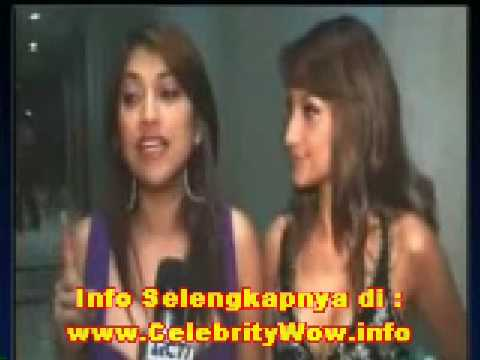 Sarah Azhari, Ayu Azhari, Rahma Azhari, Trio Heboh video