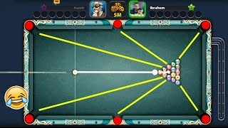 THE WORST 8 BALL POOL BREAK OF ALL TIME (i bet you will laugh)