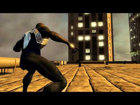 The Amazing Spider-Man 2 Video Game - Black suit Vs Green Goblin