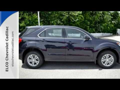 New 2016 Chevrolet Equinox St. Louis MO Chesterfield, MO #1626250