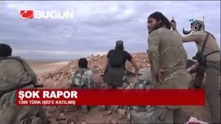 ŞOK RAPOR! 1300 TÜRK IŞİD'E, 1500 TÜRK PYD'YE KATILMIŞ