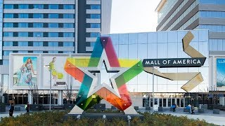 2 Stabbed At Mall of 'Canadian' Jews from Iran in MN-Live Coverage