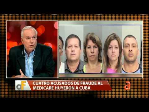 Cuatro acusados de redada del FBI en Miami por fraude al Medicare huyeron a Cuba