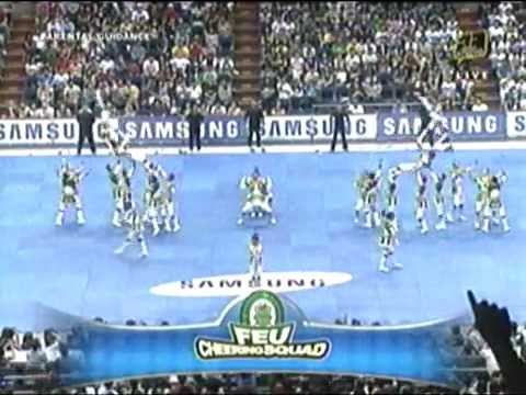 2010 UAAP Cheerdance Competition - FEU Cheering Squad (1st Runner Up).flv