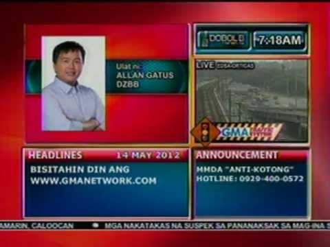 DB: Pagtanggal ng P0.50 provisional fare increase, 'di tinututulan ng grupong PISTON (051412)